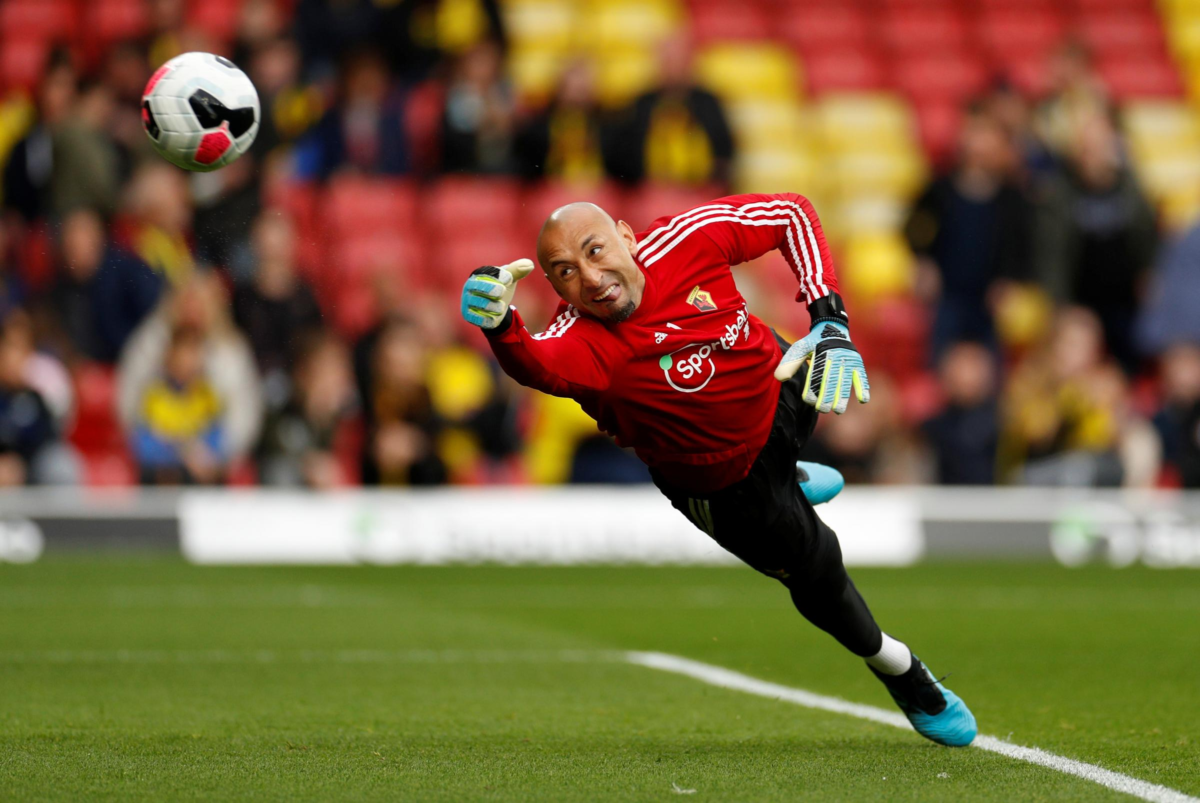 Heurelho Gomes would only have changed his mind for Watford