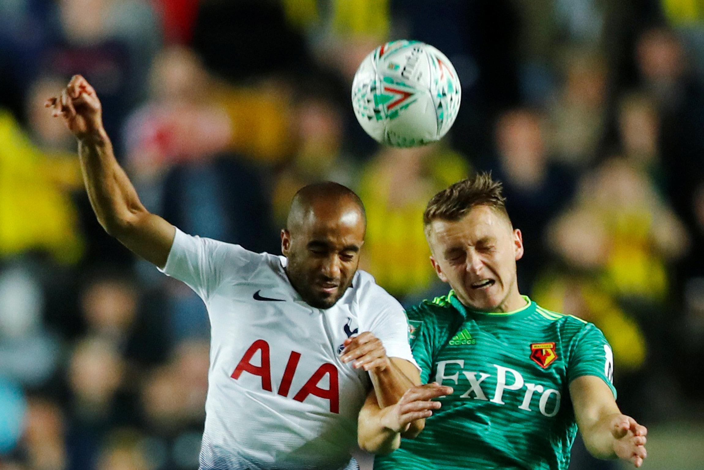 Watford defender Ben Wilmot uninvolved as England Under 21s beat Austria