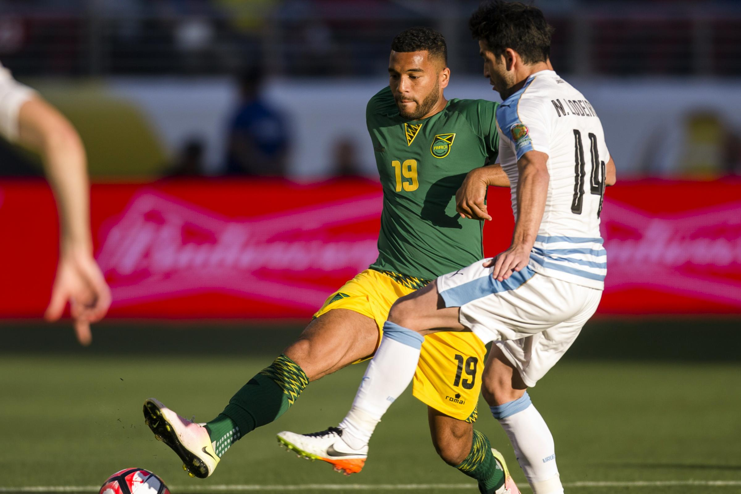 Jamaica put six past Aruba with Watford defender Adrian Mariappa helping to keep a clean sheet