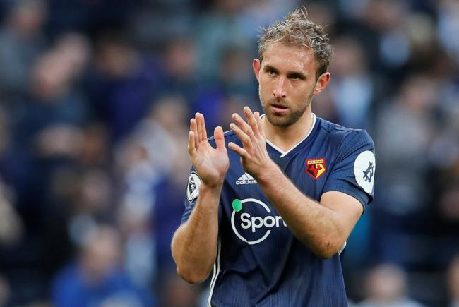 Craig Dawson believes a win will come soon for Watford. Picture: Action Images