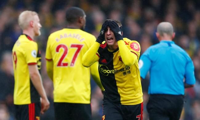 RATINGS: Hornets struggle to create against Bournemouth
