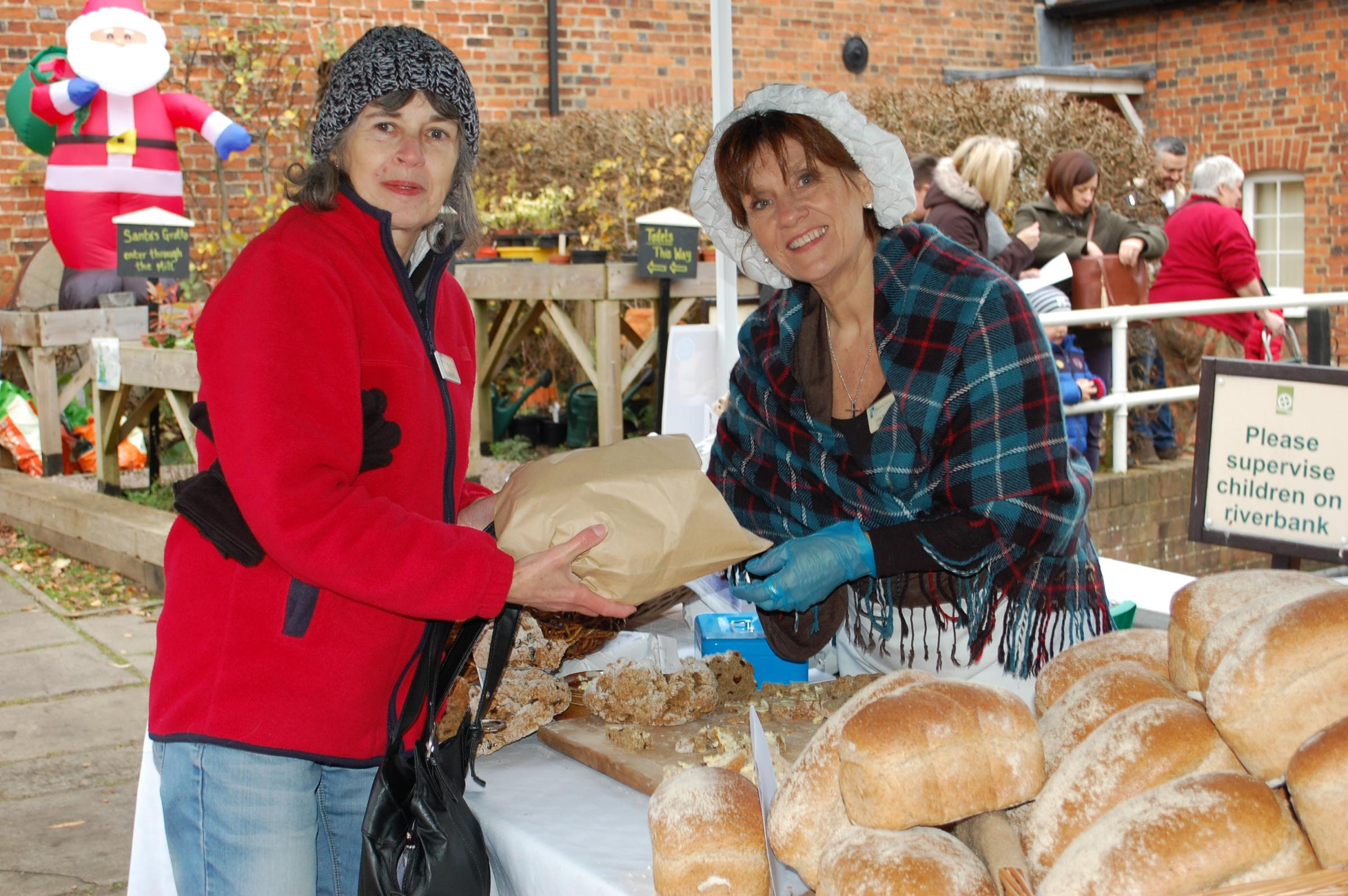 Victorian Christmas Fair at Mill Green Museum & Mill
