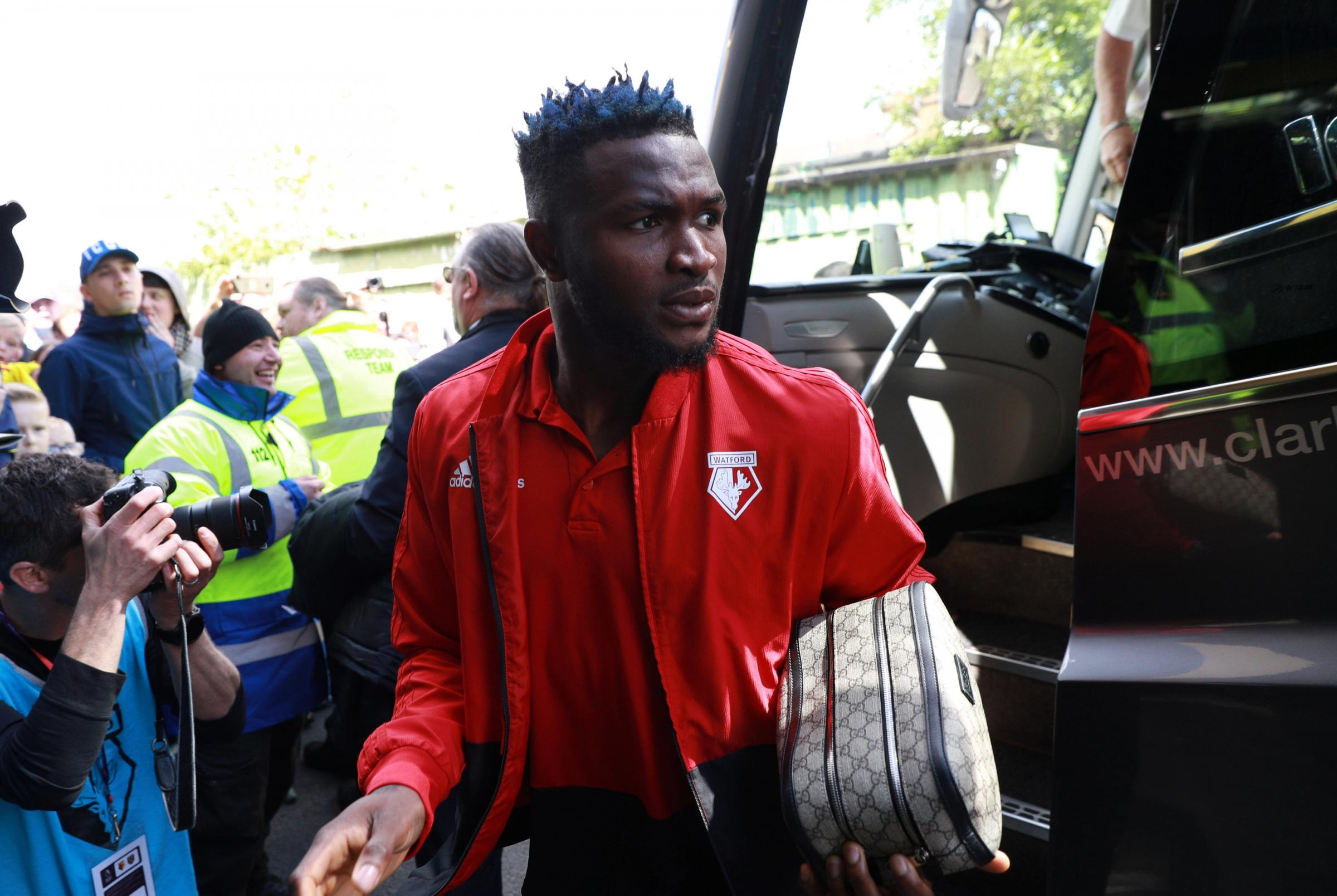 Anderlecht and Cardiff City interested in Watford striker Isaac Success