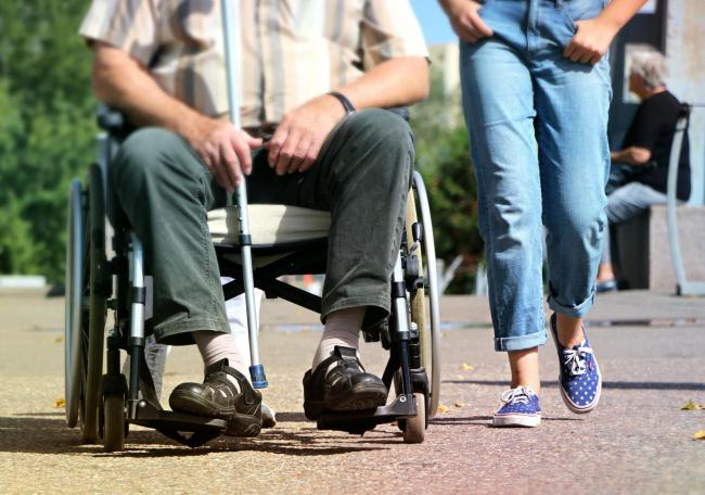 Hertfordshire County Council is considering closing respite care centres. Photo: Pixabay