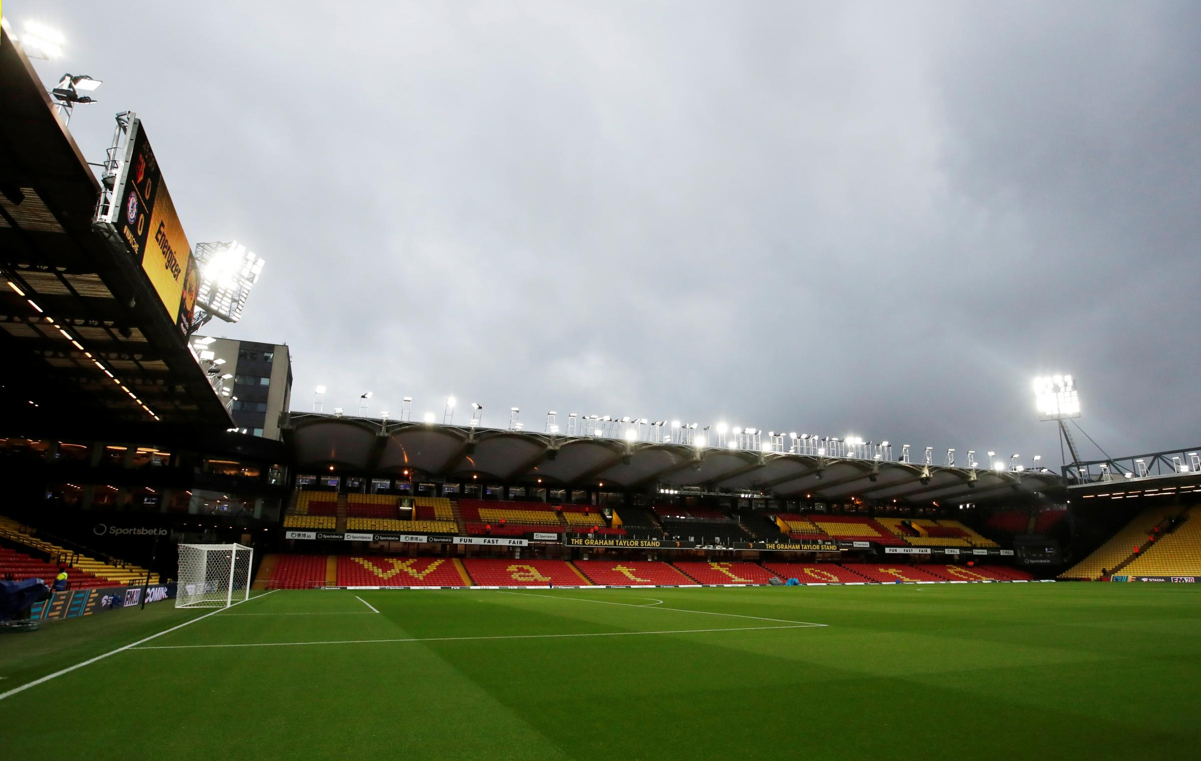 Eric Roy named Watford's new sporting director