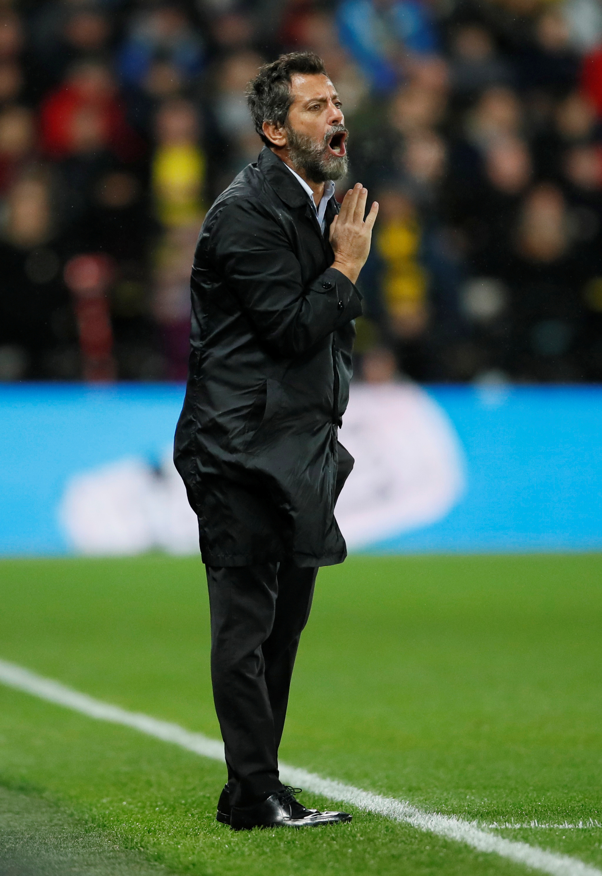 Watford head coach responds to fans' booing during Chelsea defeat