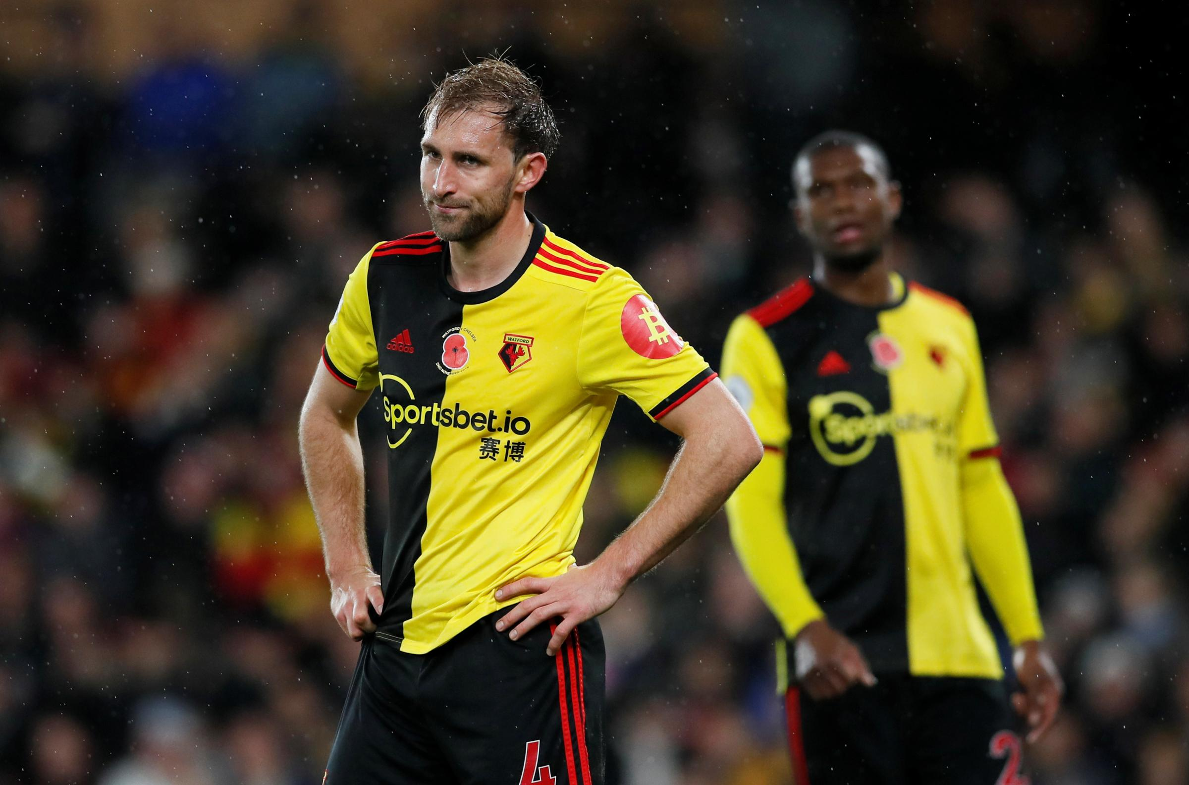 Watford players rated after home defeat to Chelsea