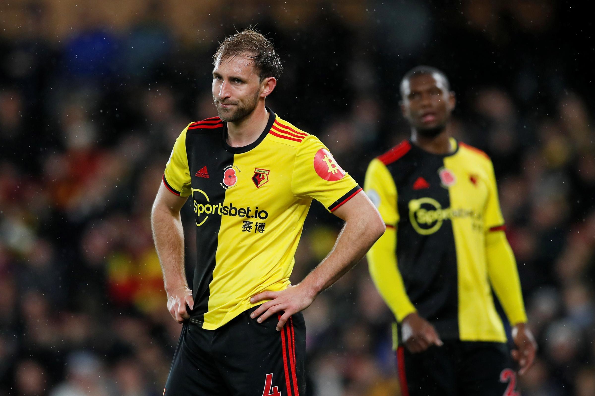 Craig Dawson thinks Watford have enough 'big characters' to ensure Premier League survival