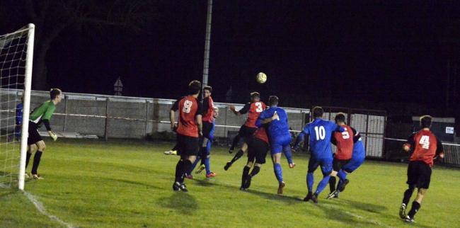 Tring Athletic are six points clear at the top of the South Midlands Premier Division. Picture: Len Kerswill