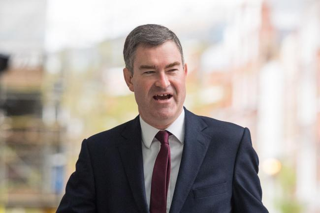 David Gauke would not stand as a Conservative in the general election Photo credit: Dominic Lipinski/PA Wire.