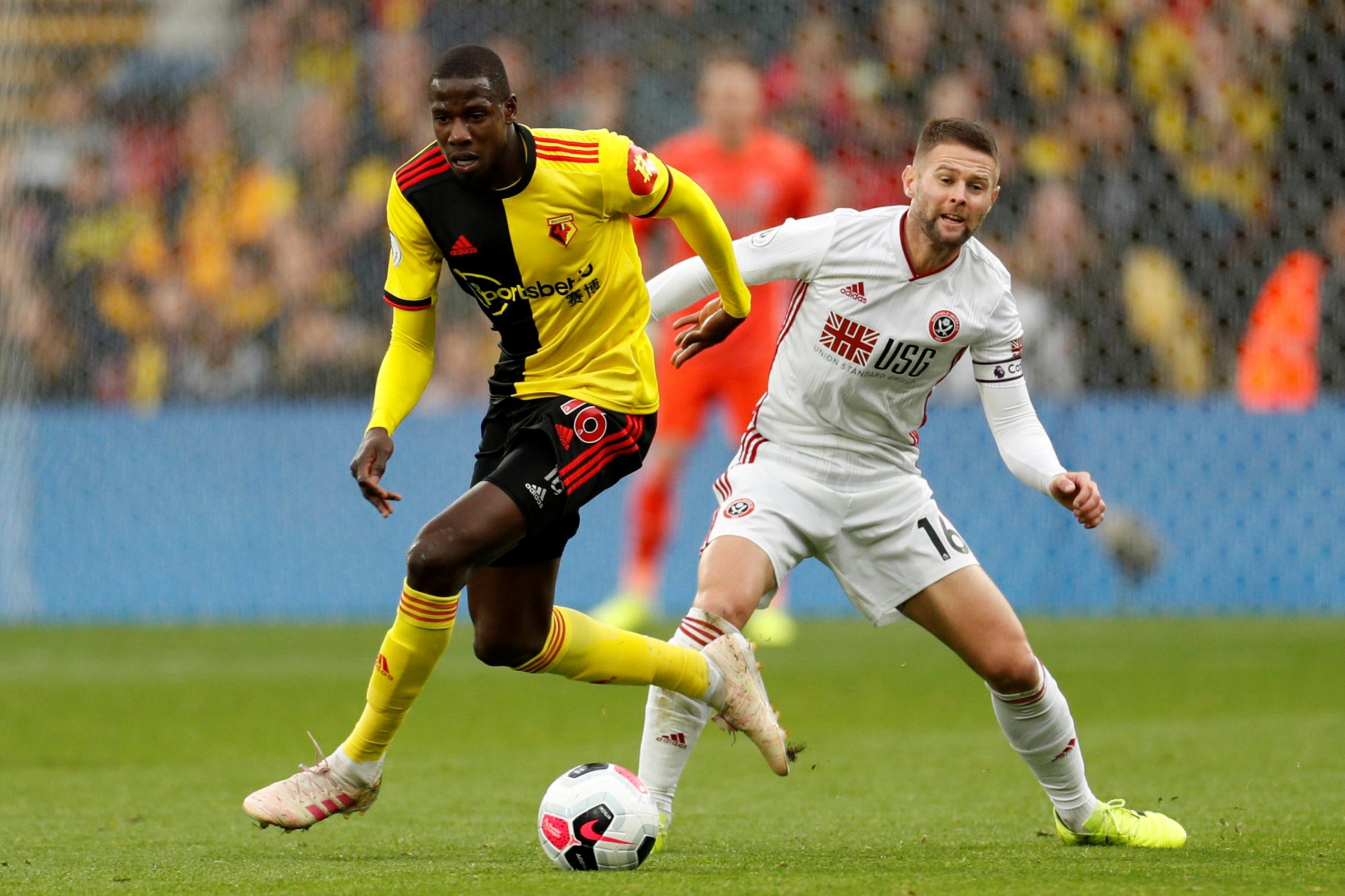 Abdoulaye Doucoure calls for Watford to forget the table for Norwich City game