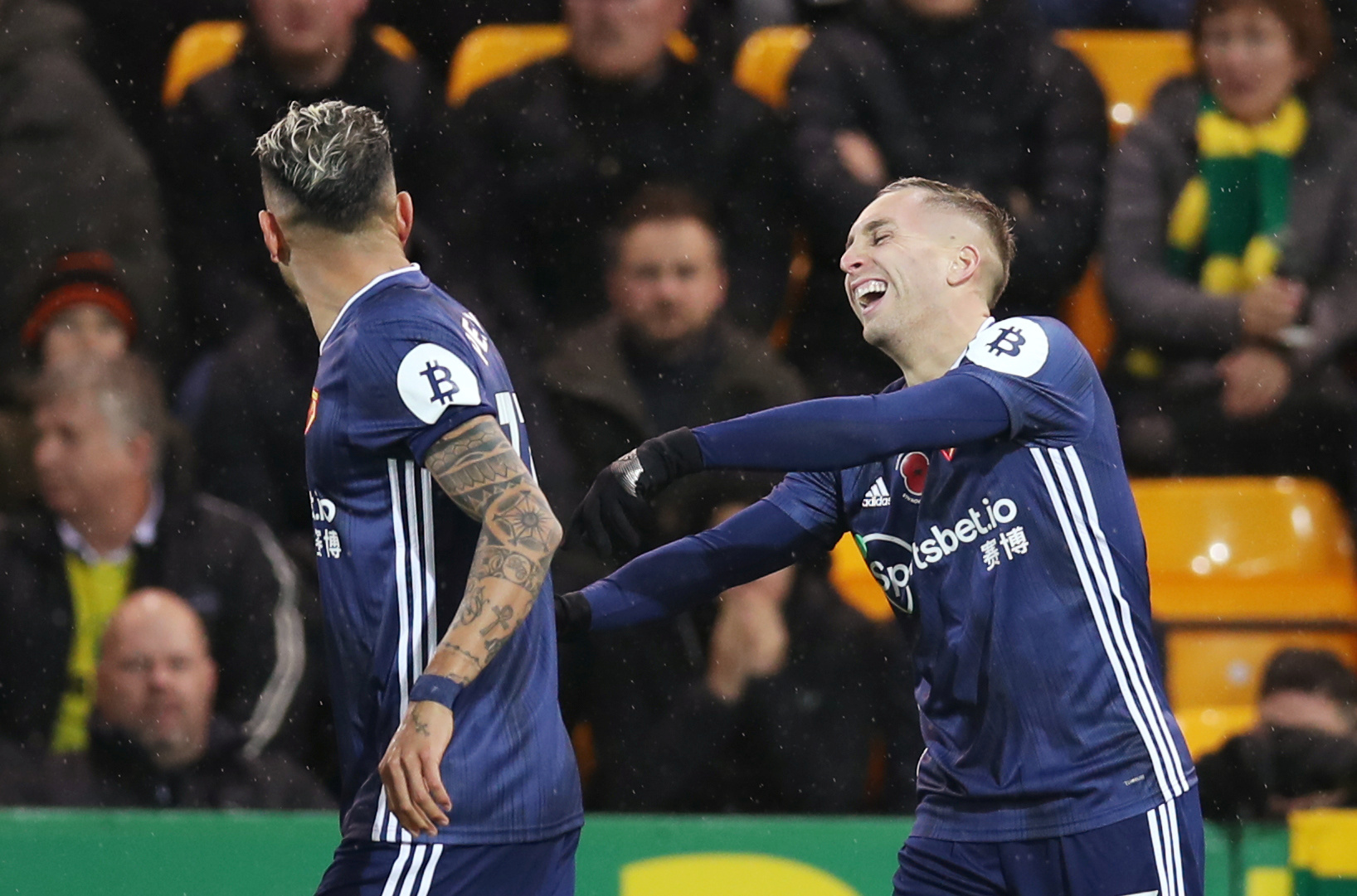 How we scored Watford's performances in their win at Norwich City