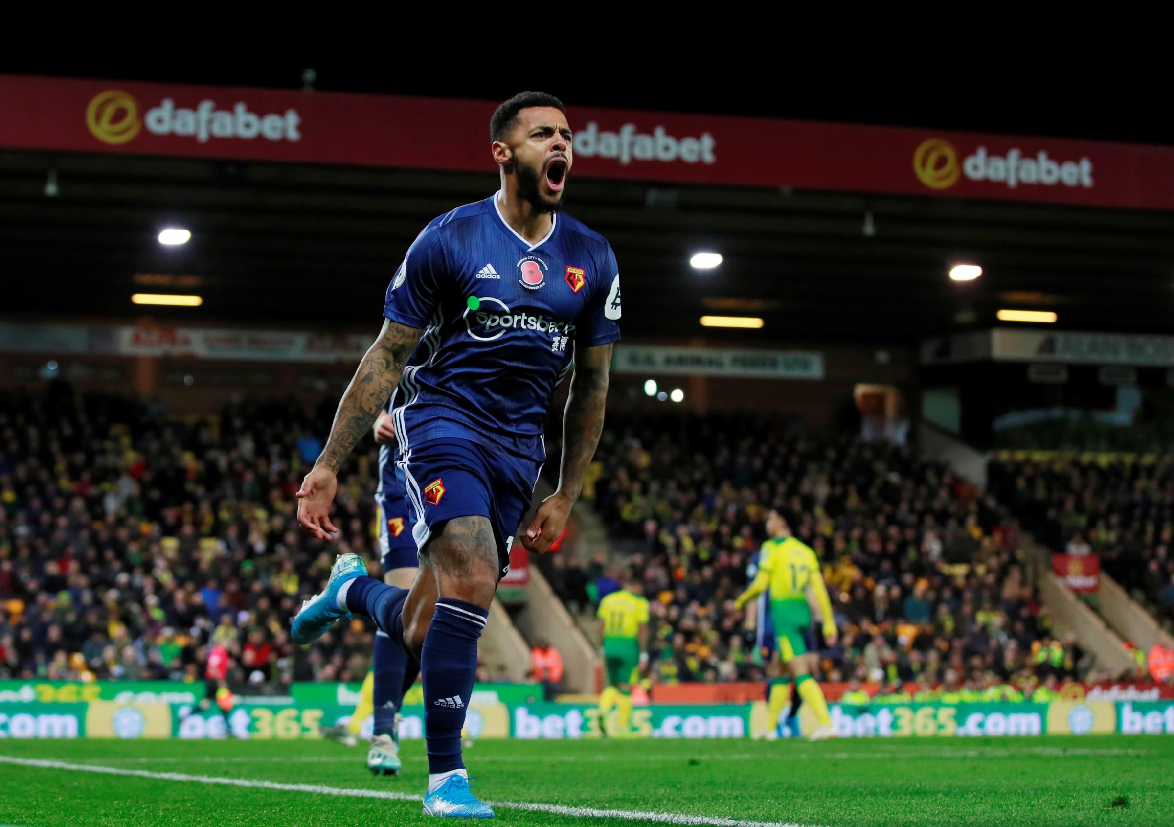 Relive  our coverage as Watford triumph at Norwich City