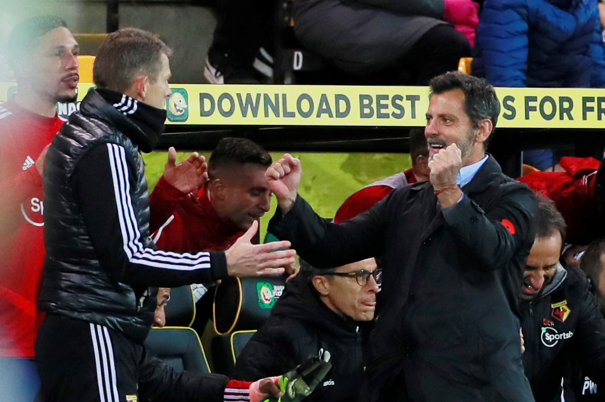 Quique Sanchez Flores says Watford players need to rest during international break