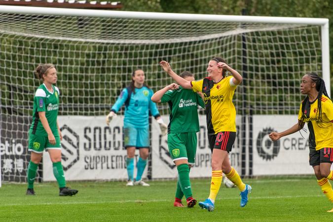 Watford Ladies drawn against Keynsham Ladies in Women's FA Cup second round