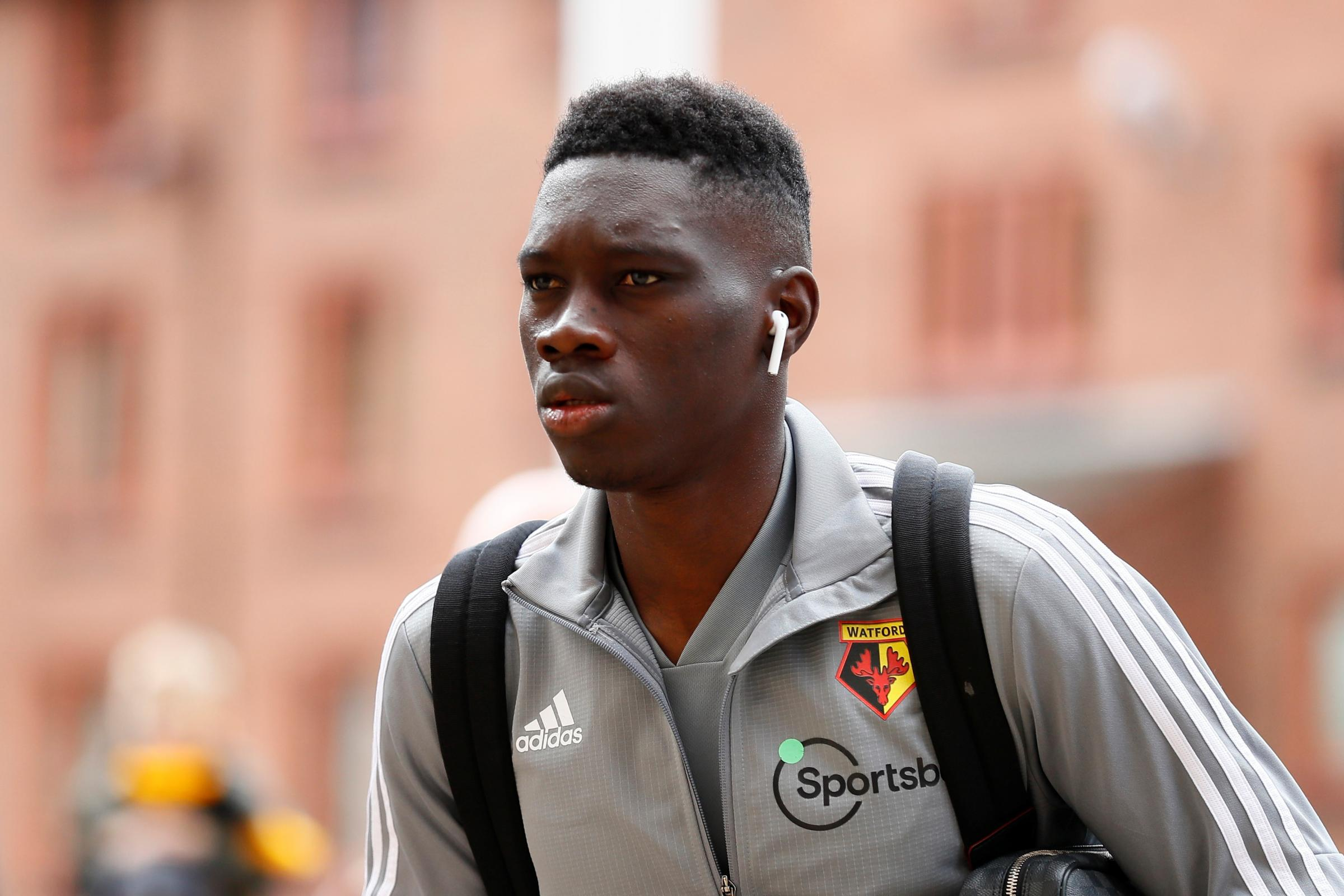Ismaila Sarr picks up injury with Senegal after missing Watford's last five games