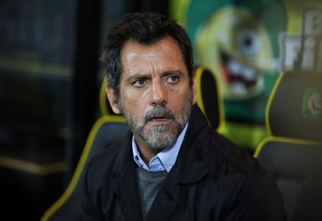 Quqiue Sanchez Flores felt Burnley's first goal affected Watford's mentality, spirit and energy. Picture: Action Images