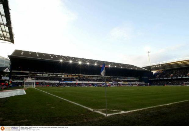 Ipswich Town's stadium Portman Road. Picture: Action Images