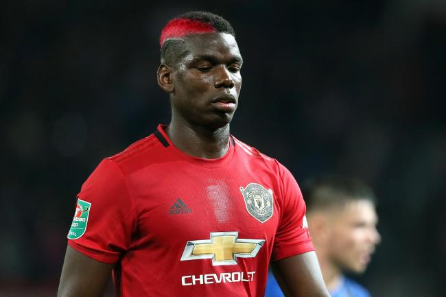 Paul Pogba will not feature on Wednesday