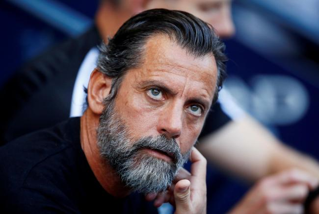 Quique Sanchez Flores lasted just 85 days at Watford. Picture: Action Images
