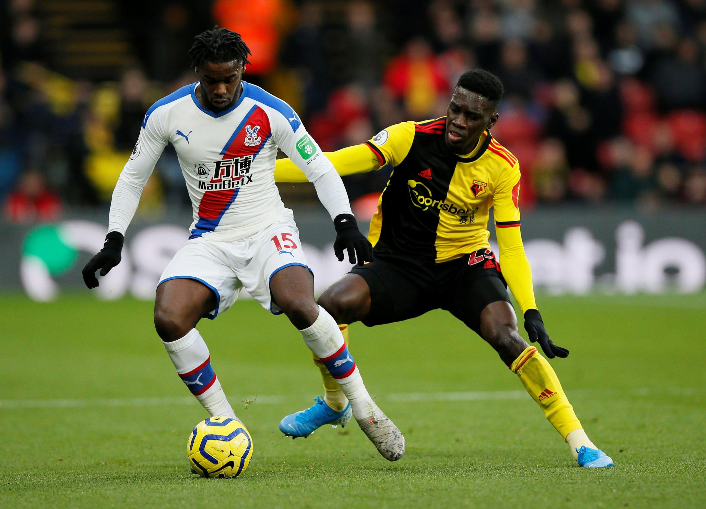 Watford players rated in draw with Crystal Palace