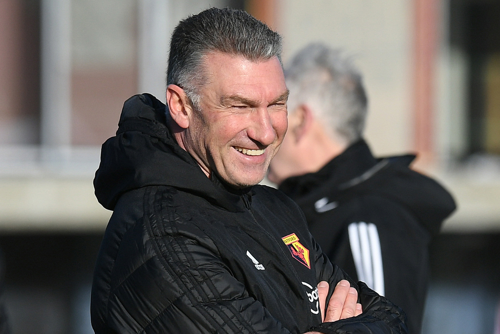Watford season-ticket holders can apply to meet Nigel Pearson at Vicarage Road event