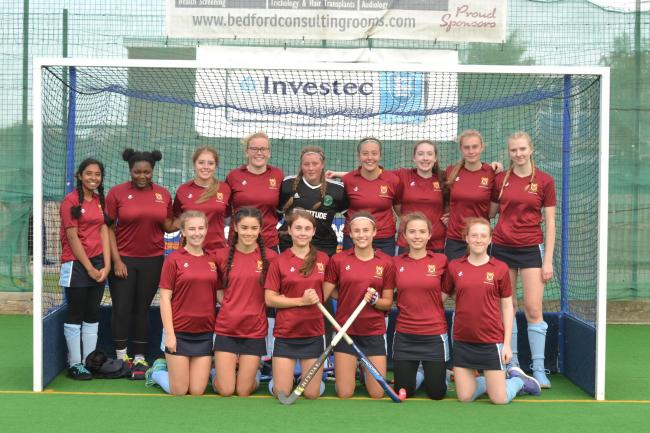 Partimer's hockey First XI will represent East of England at the national finals.