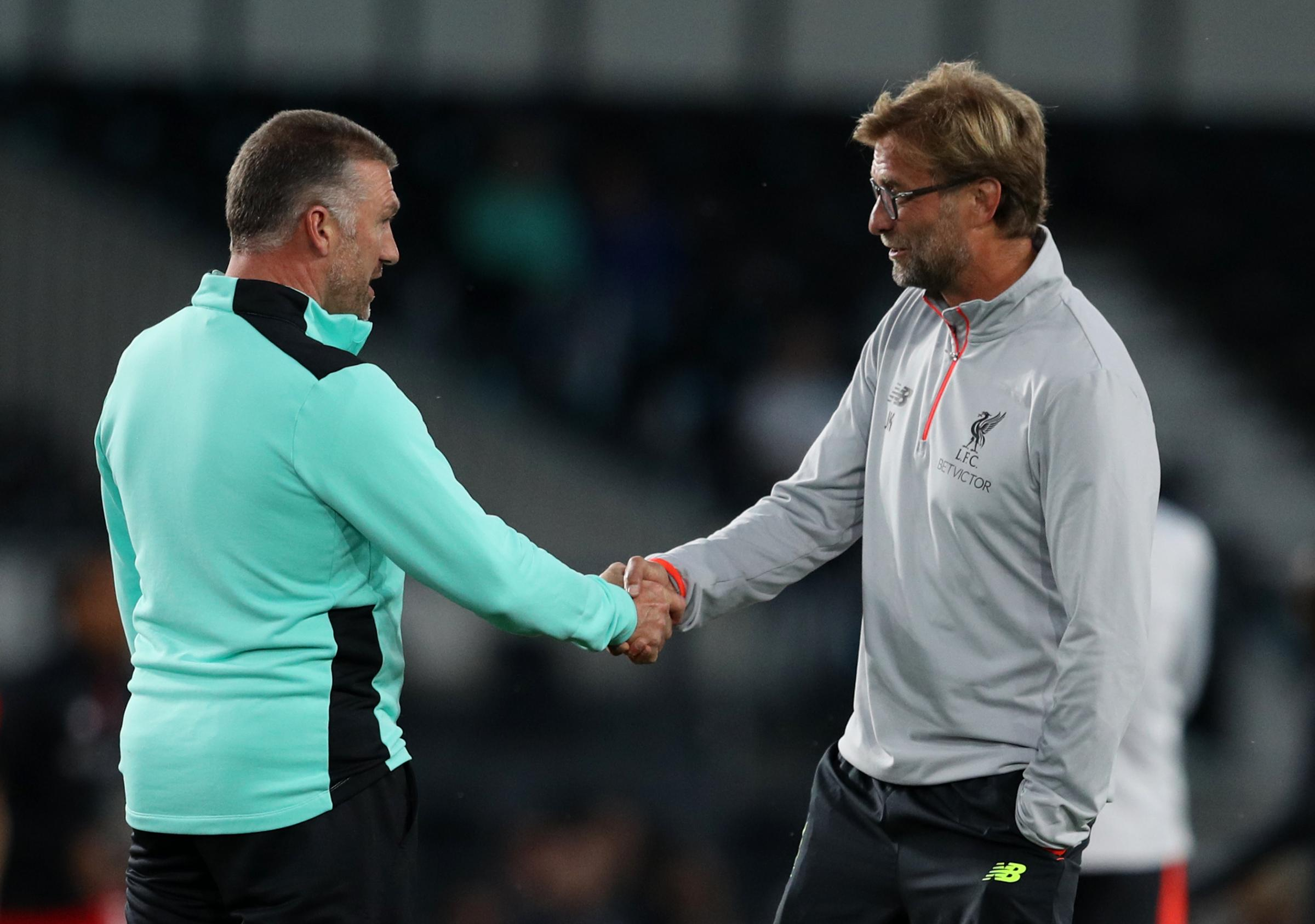 Nigel Pearson wants Watford to put in performance to be proud of against Liverpool