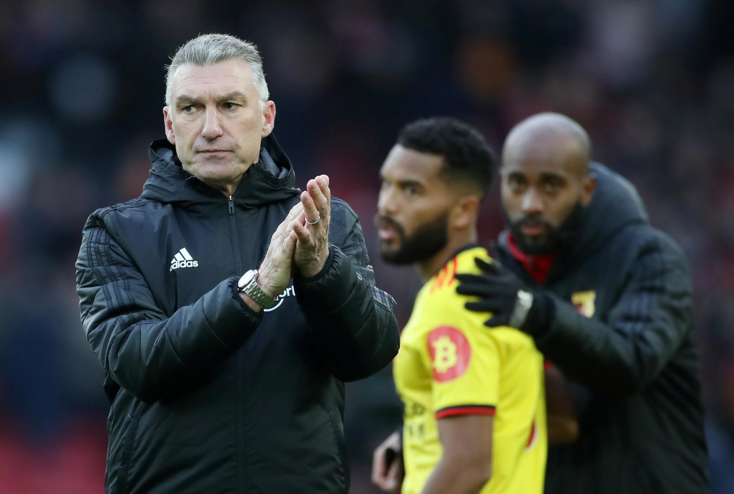 Nigel Pearson disappointed after Watford impress in Liverpool defeat