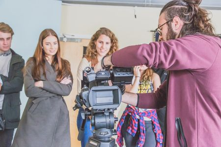 MetFilm School Short Course Open Day in Filmmaking and Performing Arts