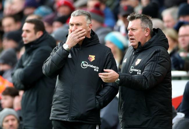 Craig Shakespeare and Nigel Pearson will make changes for the FA Cup game with Tranmere. Picture: Action Images