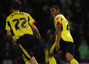 Adrian Mariappa is enjoying his spell as Watford captain