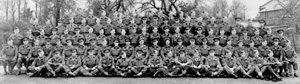 Watford Observer: Members of the West Herts Home Guard.