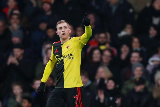 Gerard Deulofeu scored his fourth goal of the campaign in the victory over Wolves. Picture: Action Images
