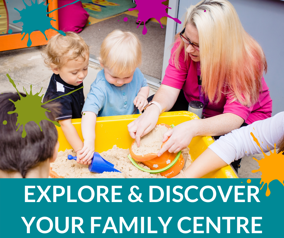 Explore & Discover your Family Centre