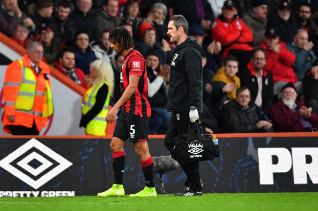 Former Hornets loanee Nathan Ake is one of the Cherries players who has been sidelined. Picture: Action Images