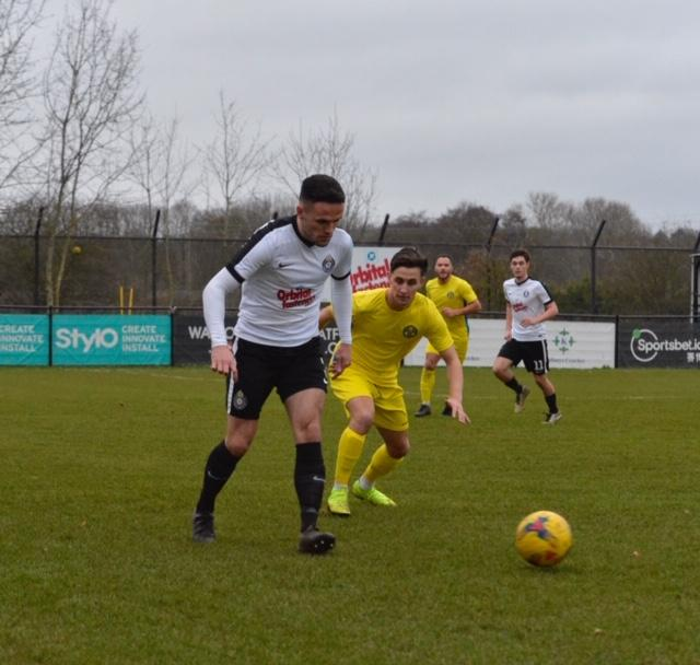 Kings Langley came from two down to secure a point. Picture: Len Kerswill