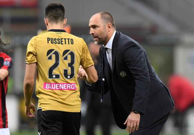 Ignacio Pussetto is set to join Watford for €8m. Picture: Action Images