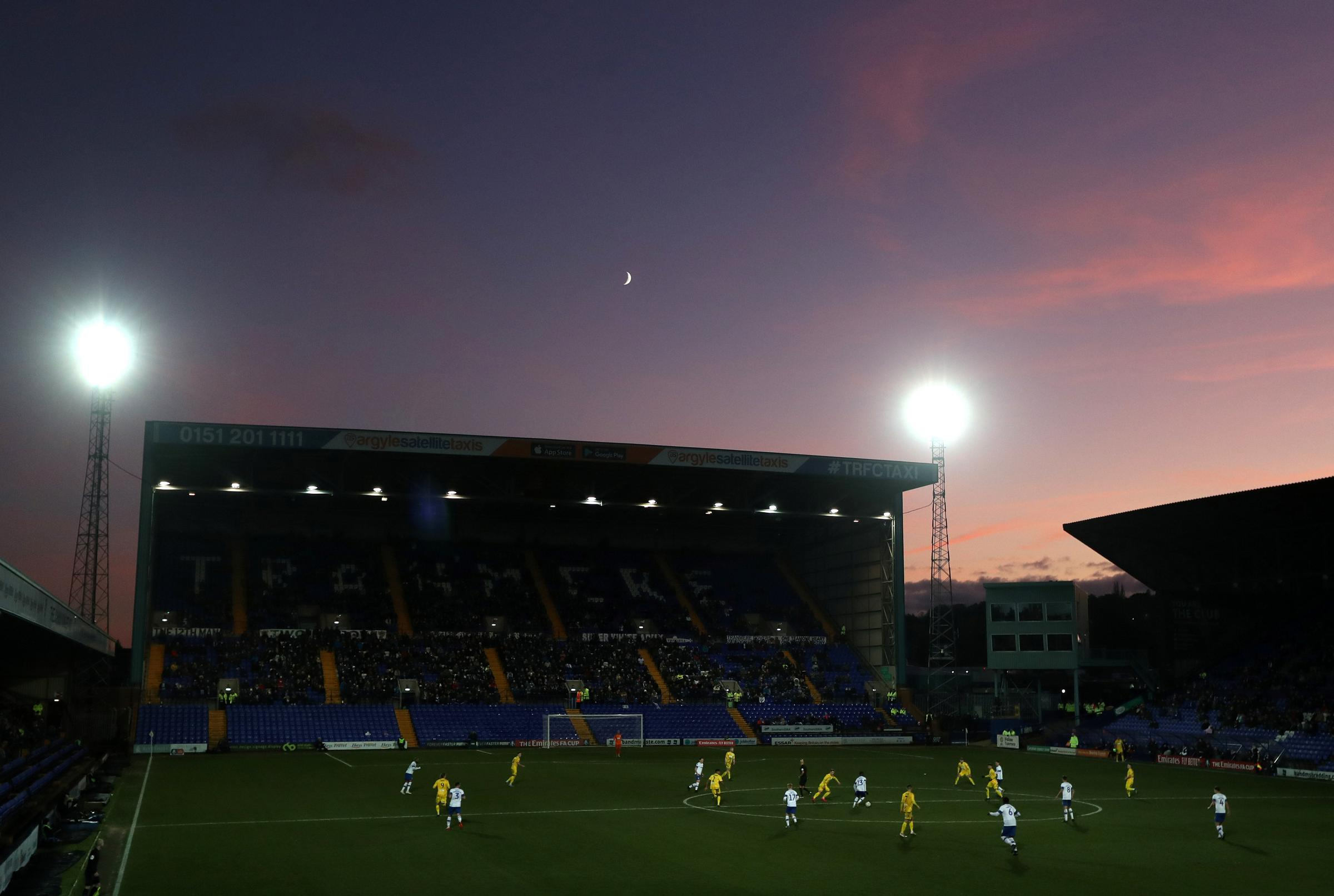 Watford's FA Cup replay with Tranmere Rovers still scheduled to go ahead