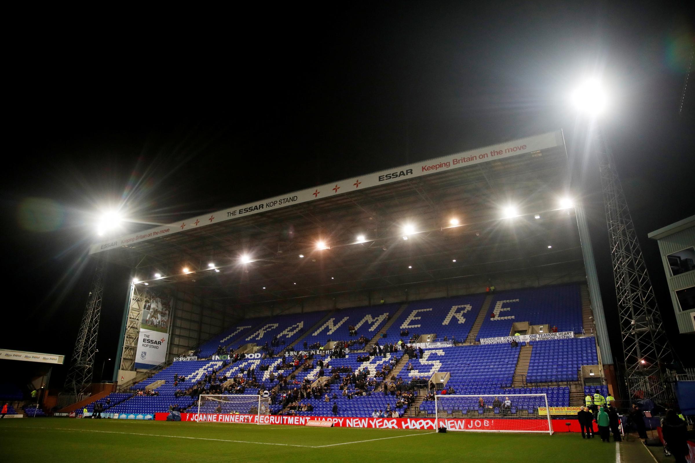 Watford's FA Cup replay at Tranmere Rovers postponed