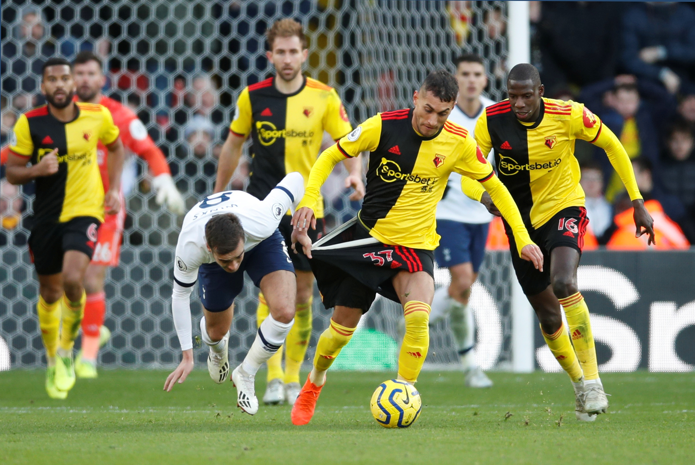 Watford players rated following Tottenham Hotspur stalemate
