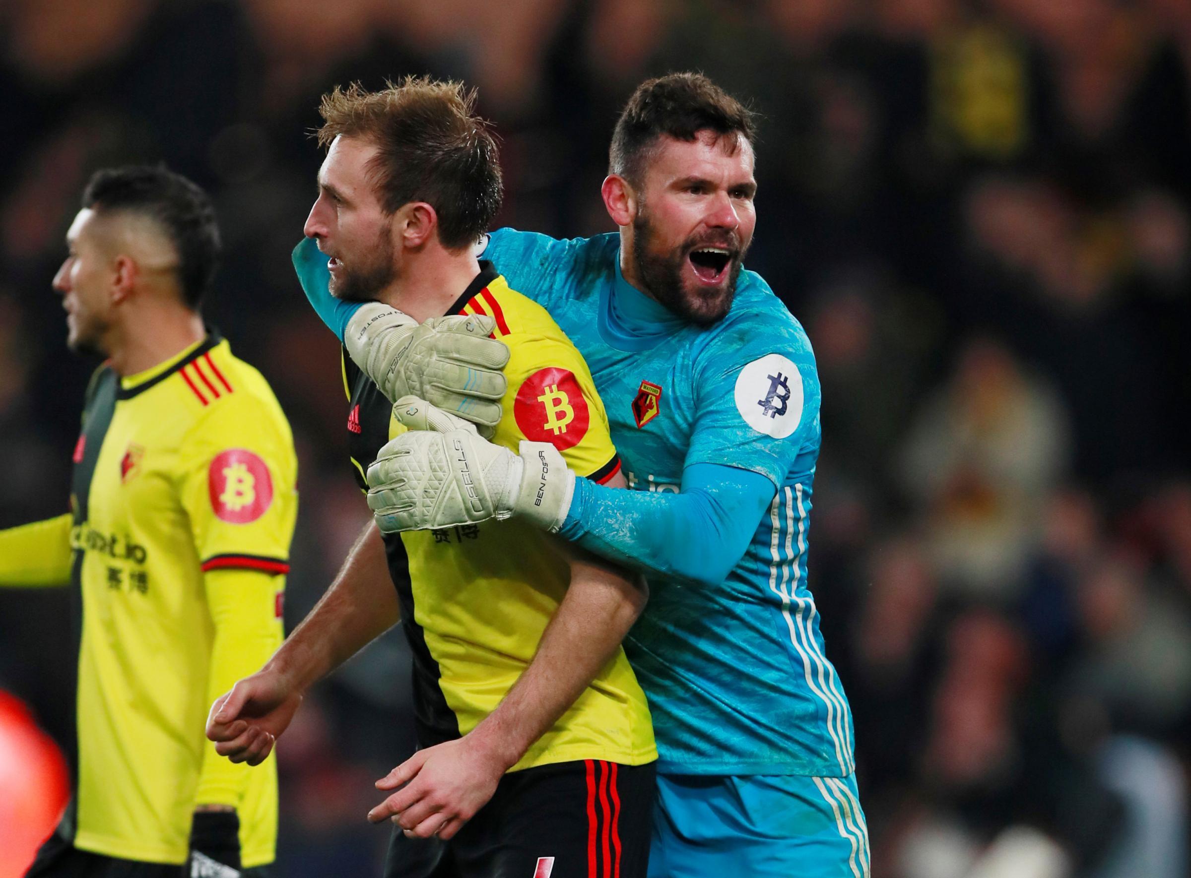 Craig Dawson praised Watford's team spirit after Tottenham Hotspur point