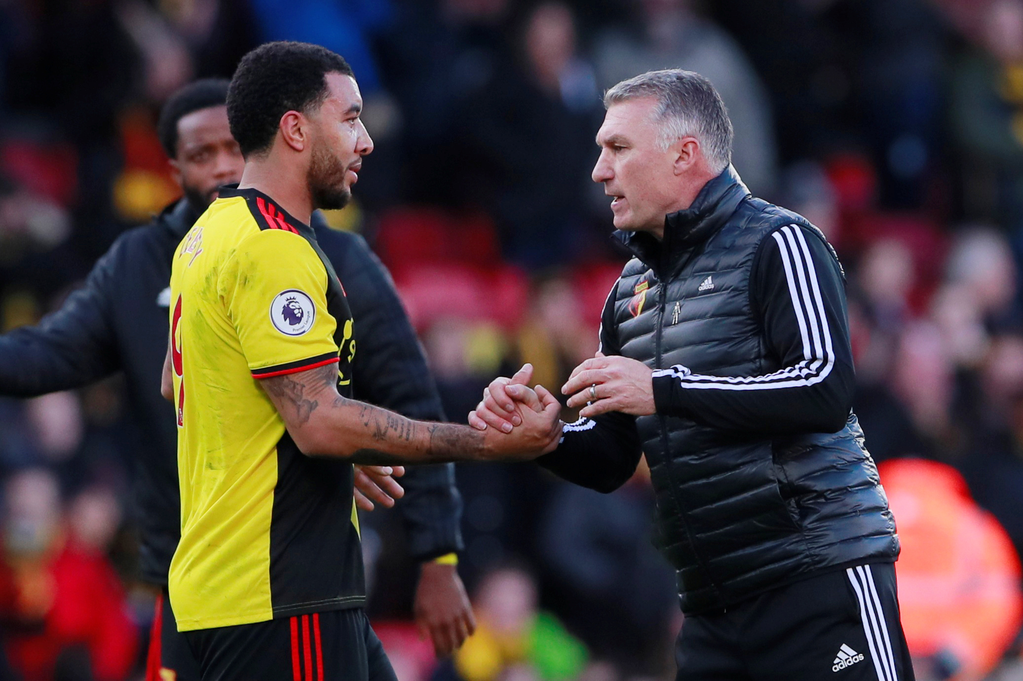 Nigel Pearson believes Troy Deeney can once again rise to penalty pressure for Watford