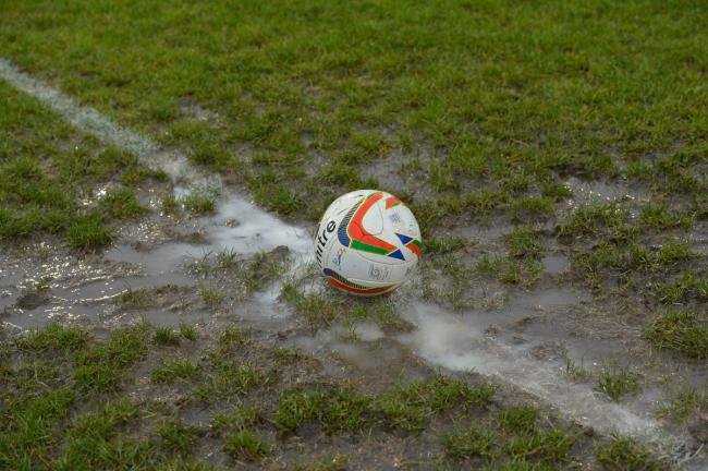 The majority of the Sunday League fixtures were postponed.