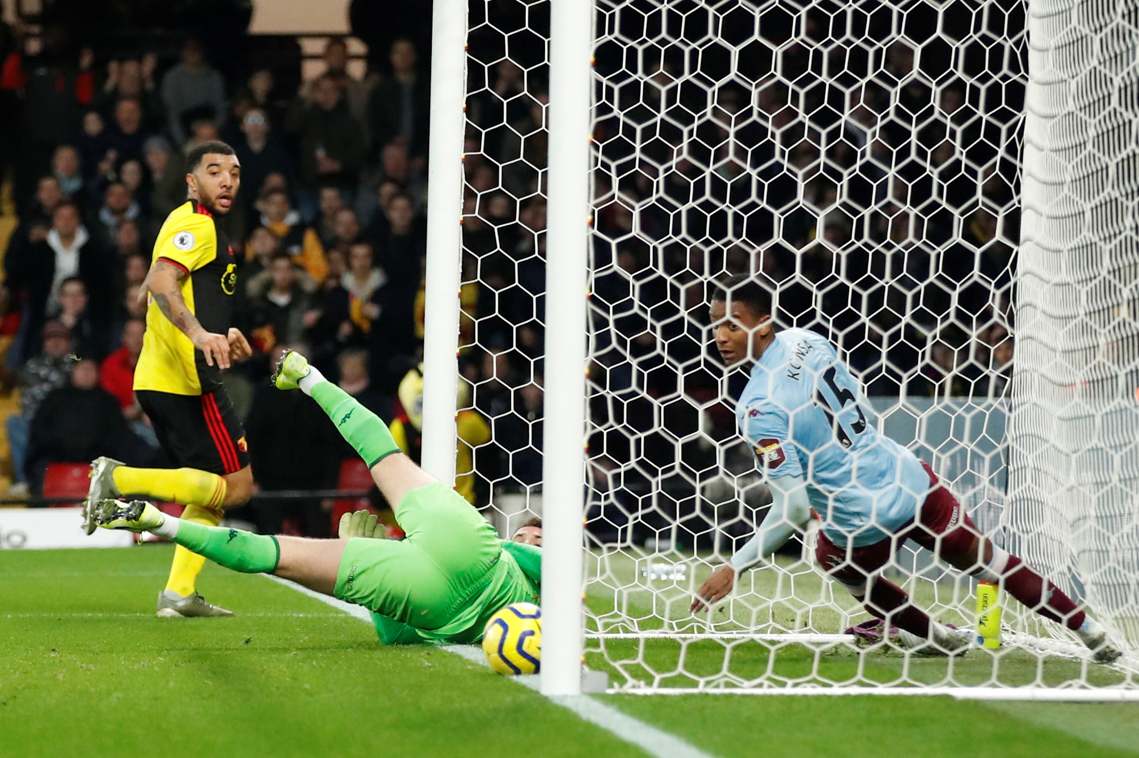 Aston Villa boss Dean Smith fears Watford captain Troy Deeney could haunt his side again
