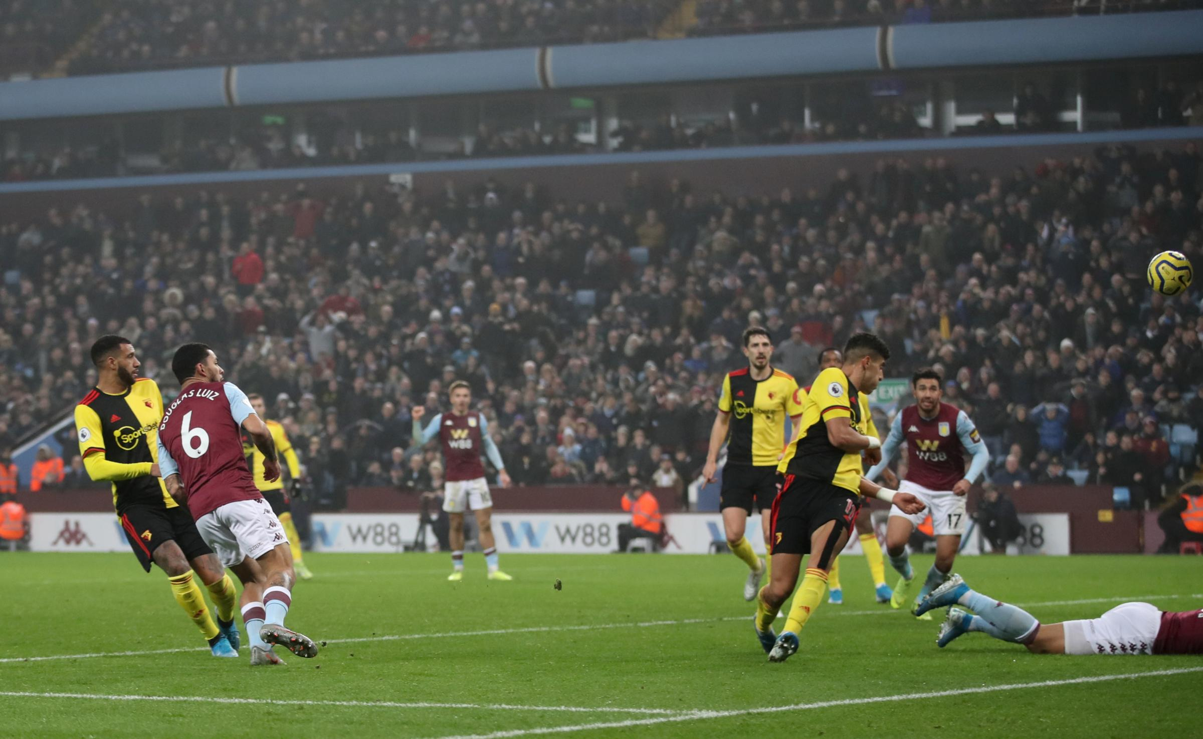 Watford players rated after defeat to Aston Villa