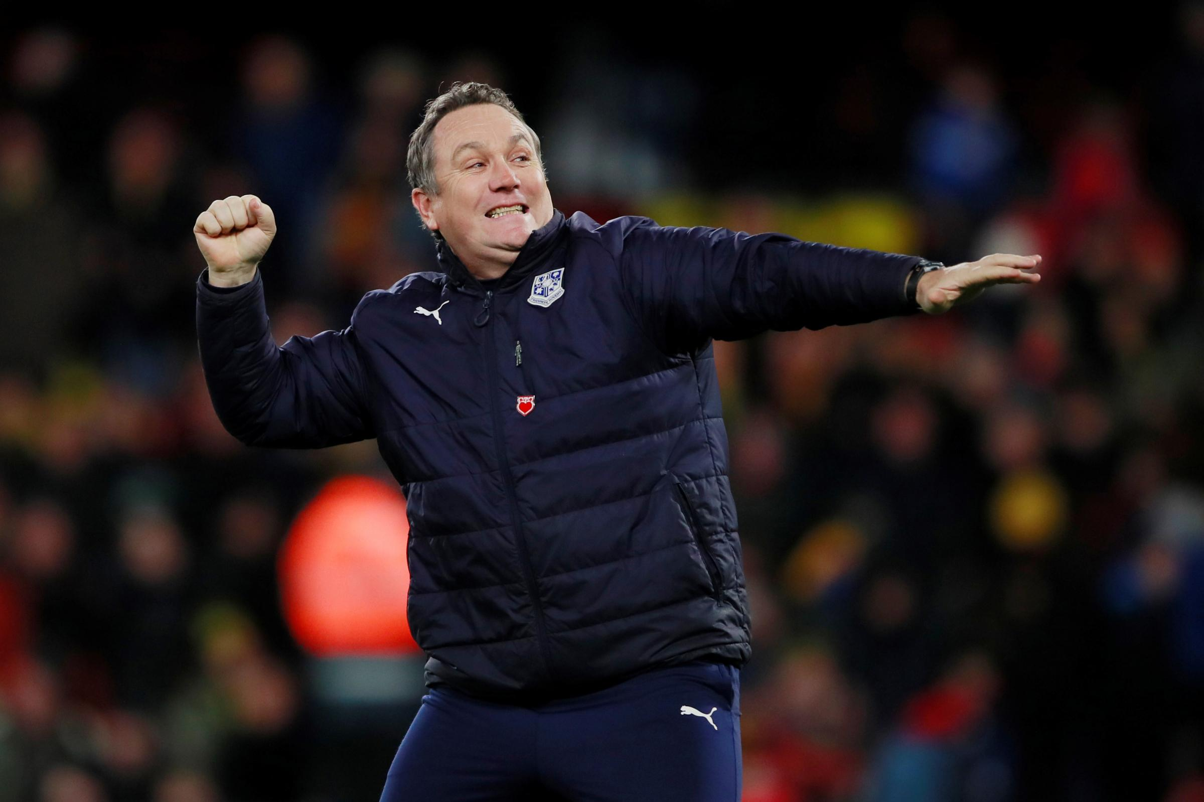 Tranmere Rovers boss Micky Mellon focused on Watford and not potential Manchester United FA Cup clash