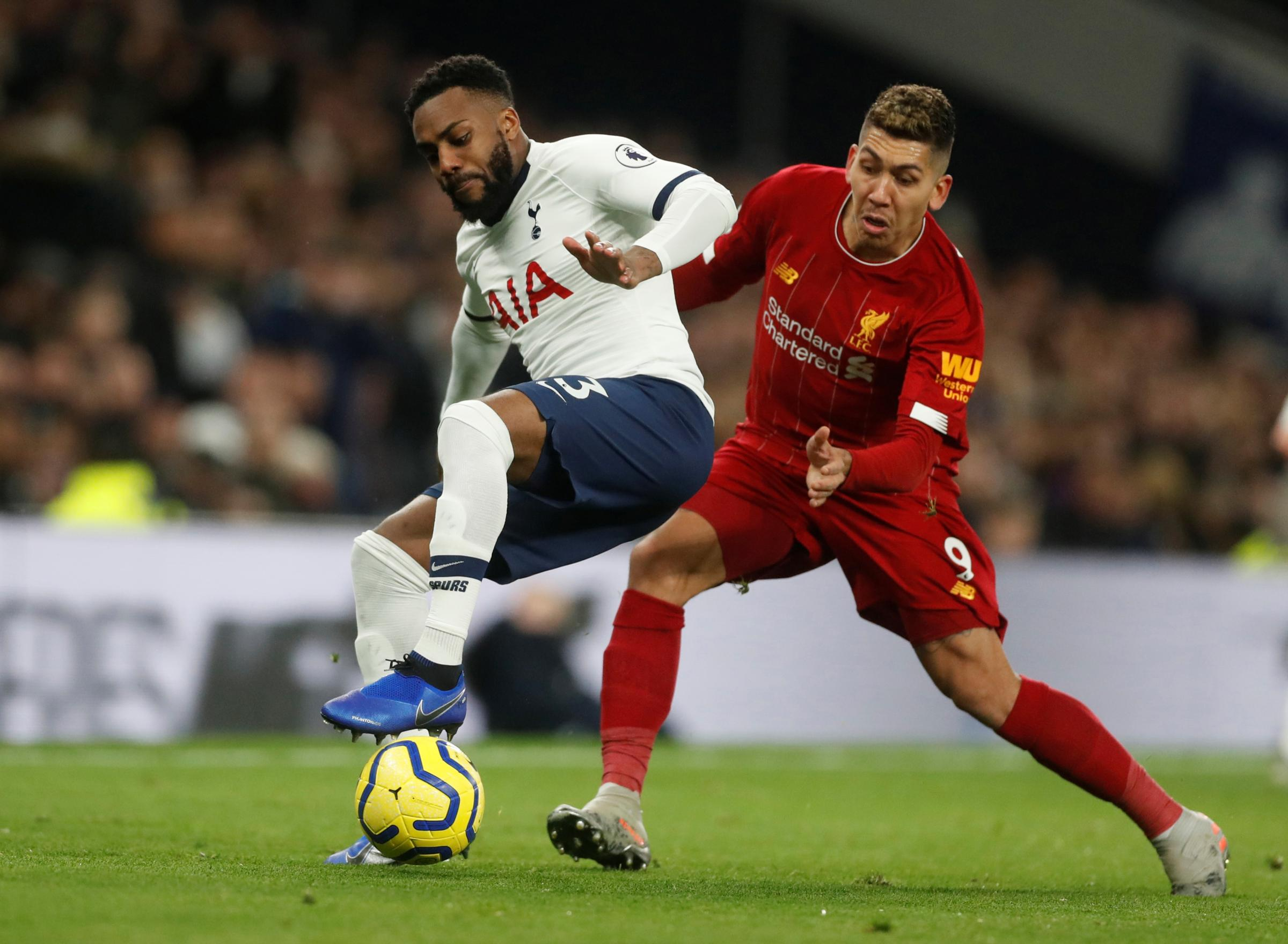 Links between Danny Rose and Watford have been played down