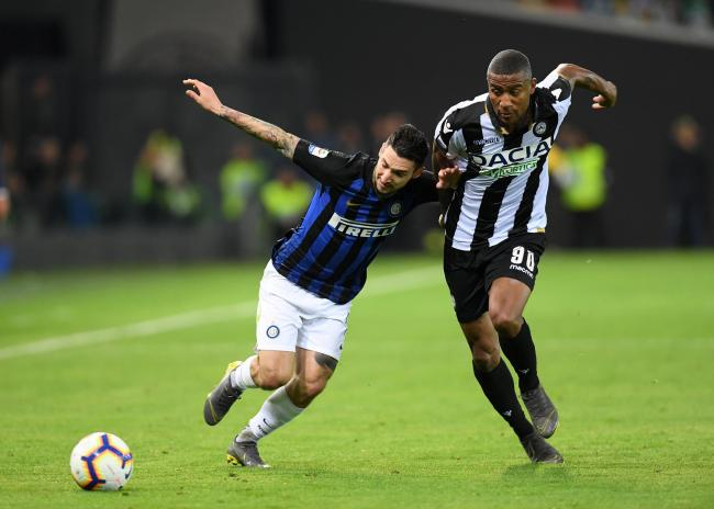 Marvin Zeegelaar is set to join Udinese permanently. Picture: Action Images