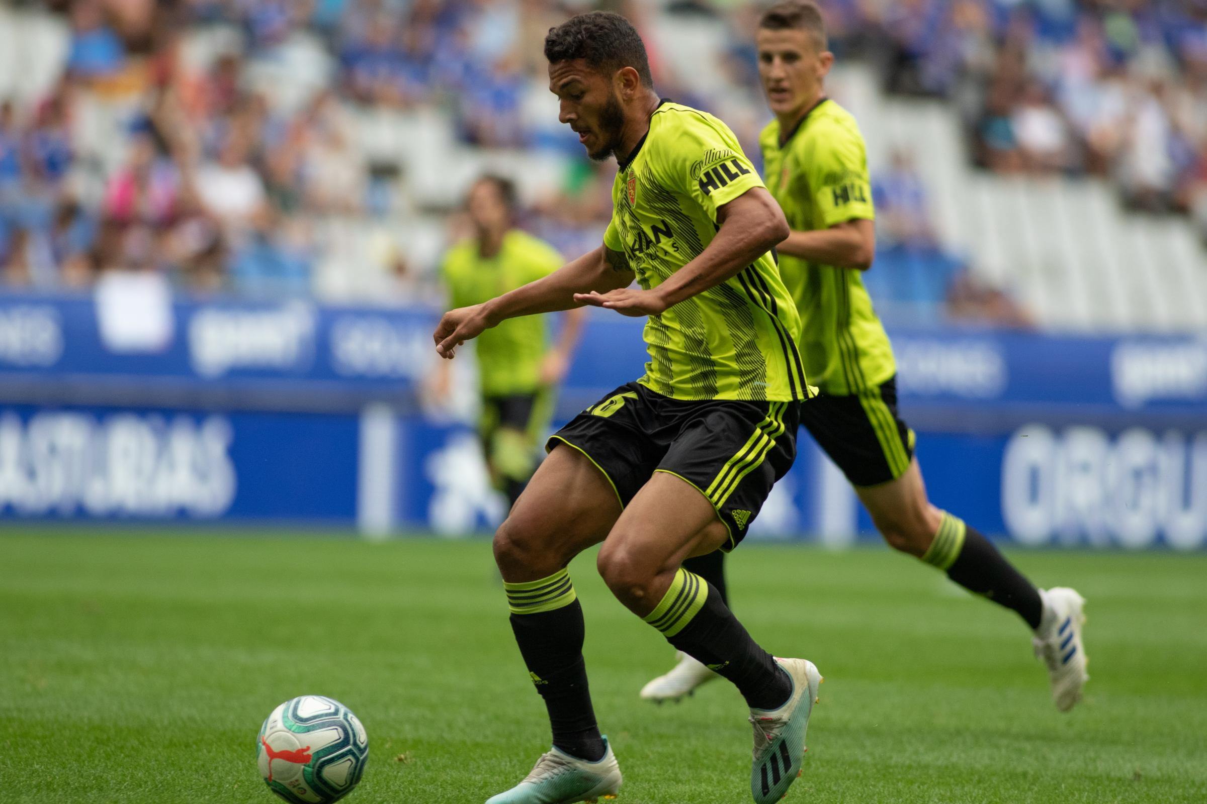 Watford's Luis Suarez will remain at Real Zaragoza this season amid Barcelona emergency signing interest | Watford Observer